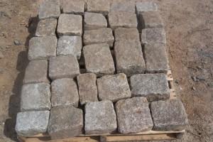 Antique cobblestones - smalls and cubes