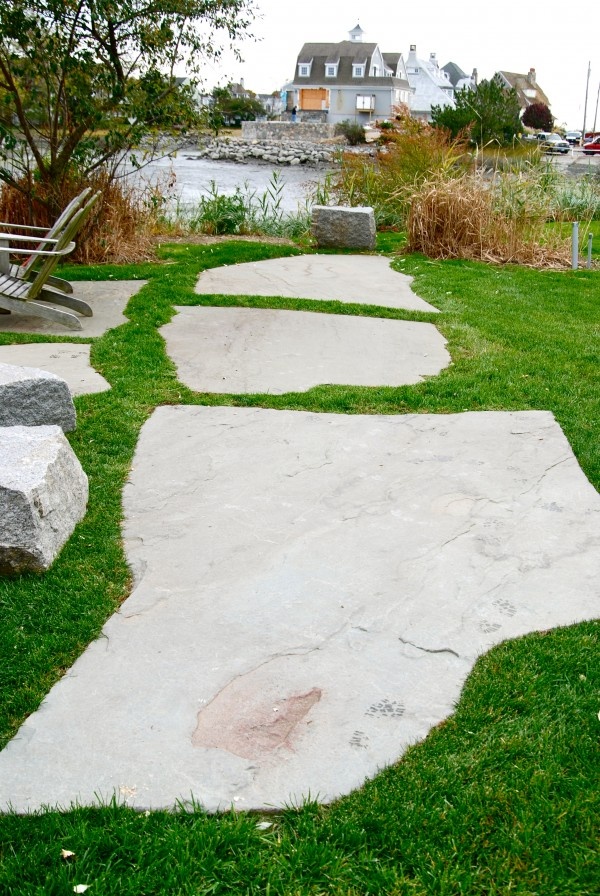 Ginormous Patio Stone