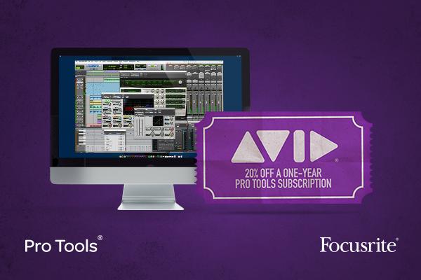 AVID - Focusrite