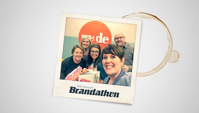 MADE Brandathon team photo