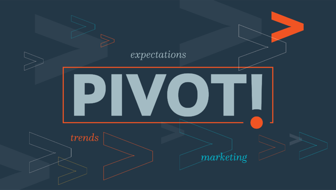 Pivot marketing expectations