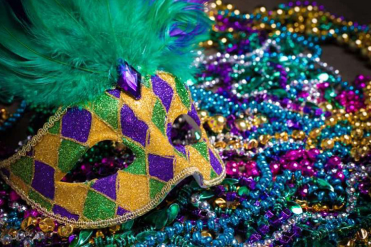It's Mardi Gras Time!