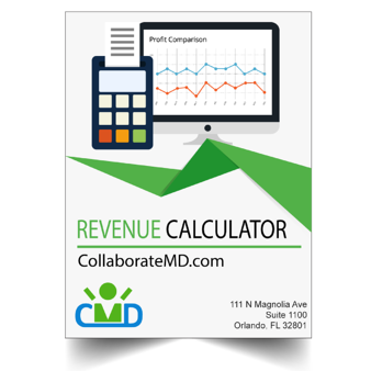 CMD Revenue Calculator