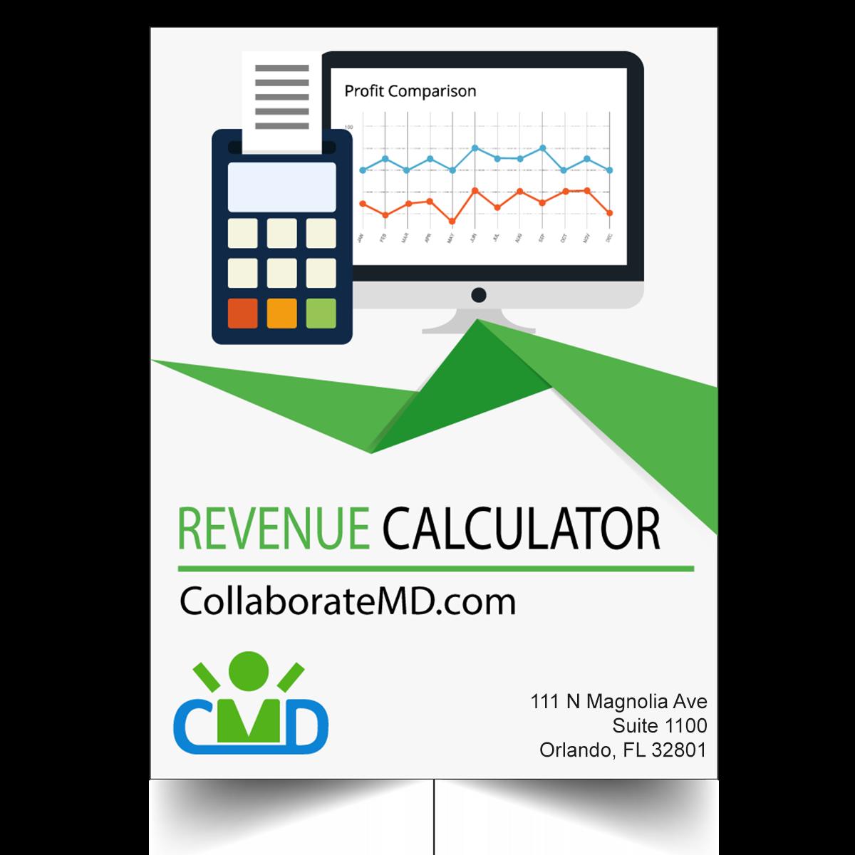 CMD Revenue Calculator