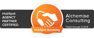 Hubspot Agency Partner Certification Alchemise Consulting April 17.png