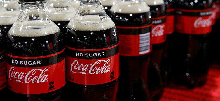 Coca-Cola Australia and Coca-Cola Amatil announce a major increase in recycled plastic