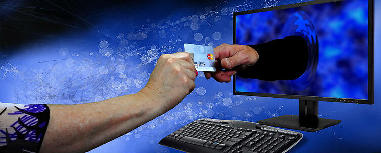 Retail therapy replaced by retail anxiety- credit card fraud