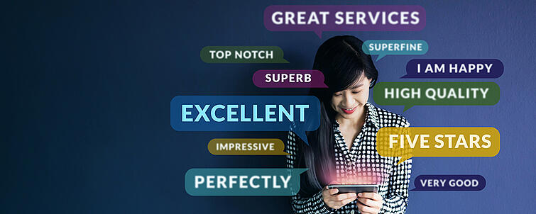 Positive interactions with staff are essential to the customer experience