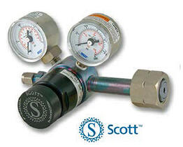 Scott regulator