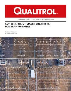 Technical Paper_TD_Key Benefits of Smart Breathers for Transformers_FEB2020