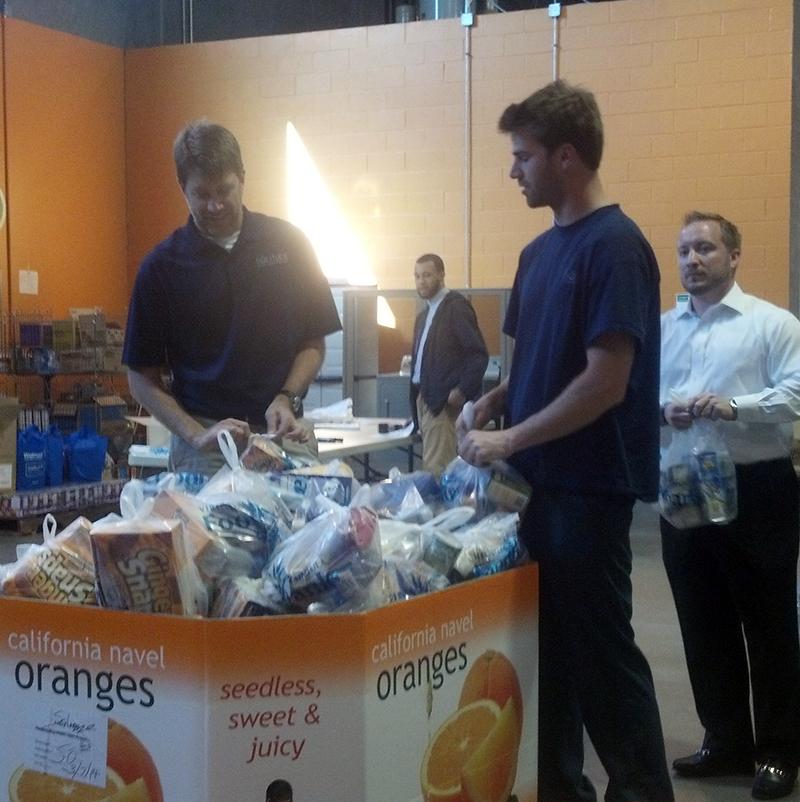 Food Bank Volunteer Hampton Va
