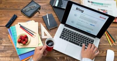 Bloggen voor SEO doe je zo!