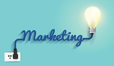 Online marketing: Inbound Vs. Outbound (infographic)