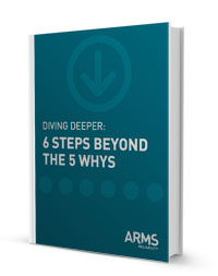 6 Steps beyond 5 Whys