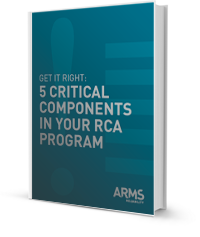 5 Critical Components in your RCA Program
