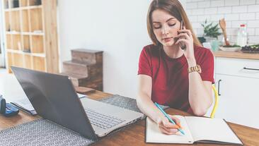 Work From Home Best Practices for Insurance Agents