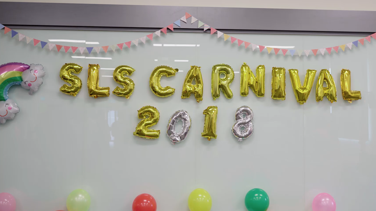 SLS Carnival youtube thumbnail