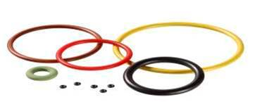 Image shows the different types and sizes of O-Rings