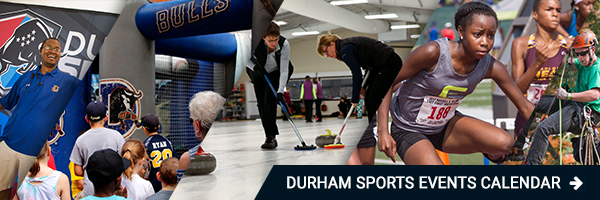 See All Durham Sport Events