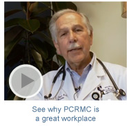 See why PCRMC is a great workplace