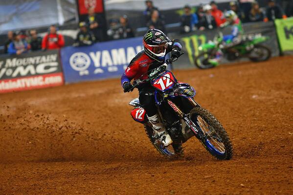 Shane McElrath Atlanta - Credit Yamaha Racing