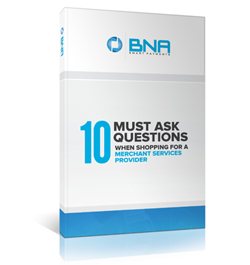10 must ask questions when shopping for a merchant services provider