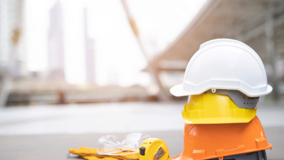 Hard Hats and Safety Equipment