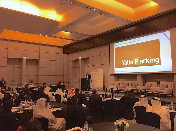YallaParking - SMat Parking Conference - Dubai  -1