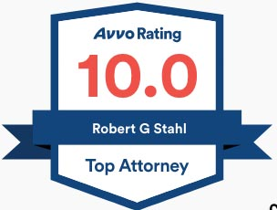 Avvo 10.0 Rating Top Attorney