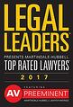 Martindale-Hubbell Legal Leaders Top Rated Lawyers
