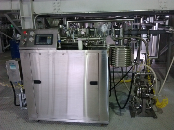 Chemical High Pressure Homogenizers for Chemical Process Equipment