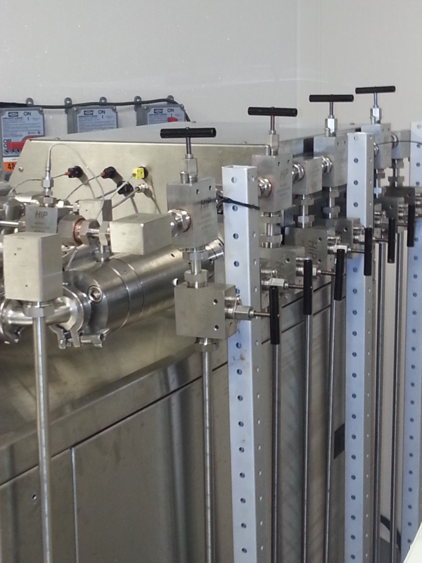 High Pressure Pasteurization