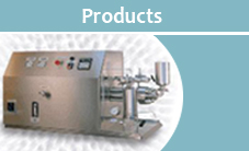 high pressure homogenizer products