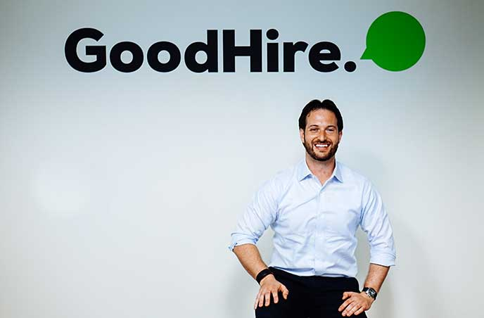 GoodHire VP of product Max Wesman