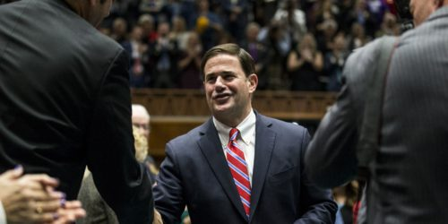 5 Things Government Contractors Should Know About Governor Ducey's 2019 Agenda