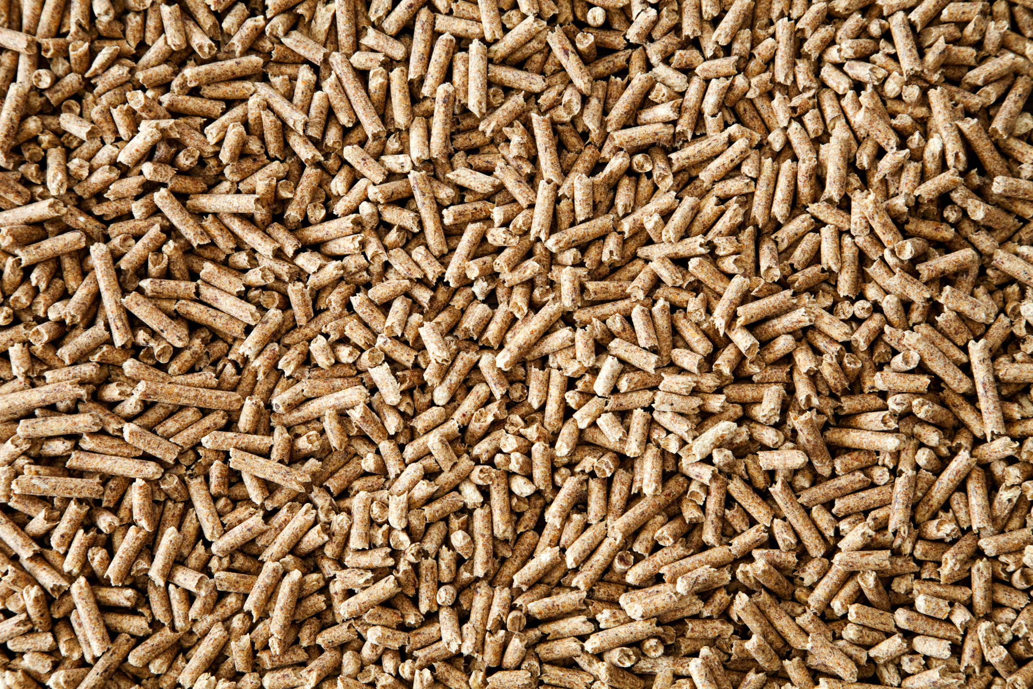 woodpellets