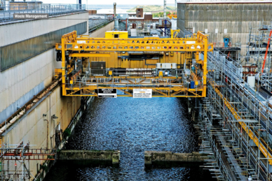 Chemical Technology and The First Generation Magnox Storage Pond at Sellafield