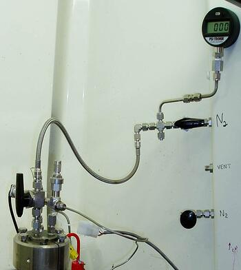 Closed Cell ARSST Pressure Balancing Manual (JPB)