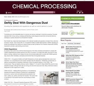 Chemical Processing Magazine