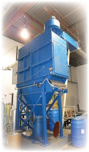 Dust collector equipment