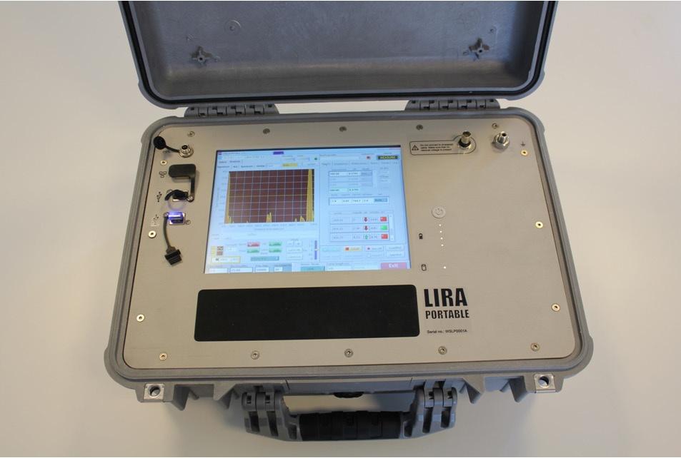 FAI Lira Portable Cable Monitor
