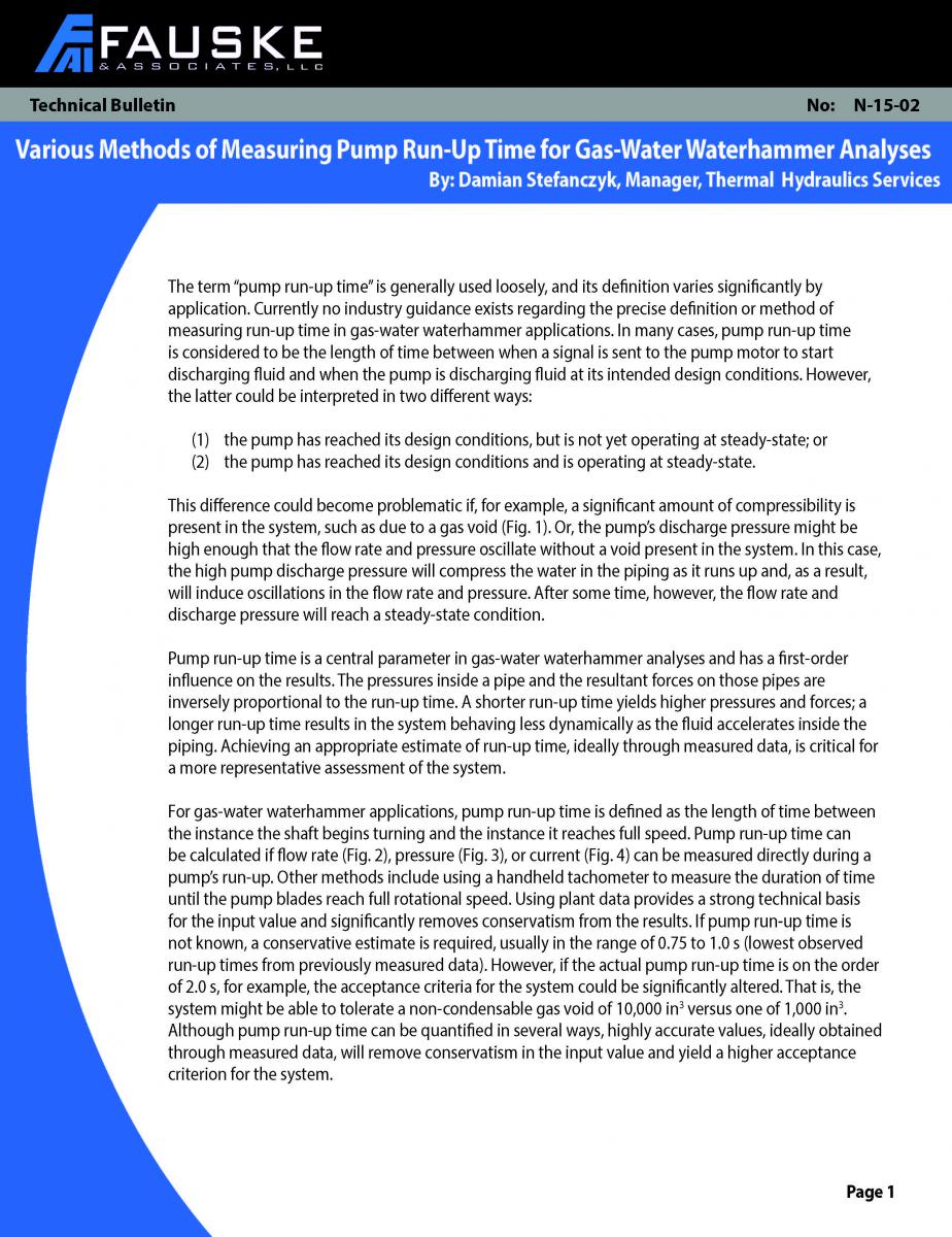 N-15-02 Various Methods of Measuring Pump Run-Up Time for Gas-Water Waterhammer Analyses_Page_1_2.jpg