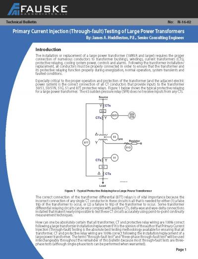 N-16-02 Primary Current Injection (Through-fault) Testing of Large Power Transformers_Page_1_0.jpg