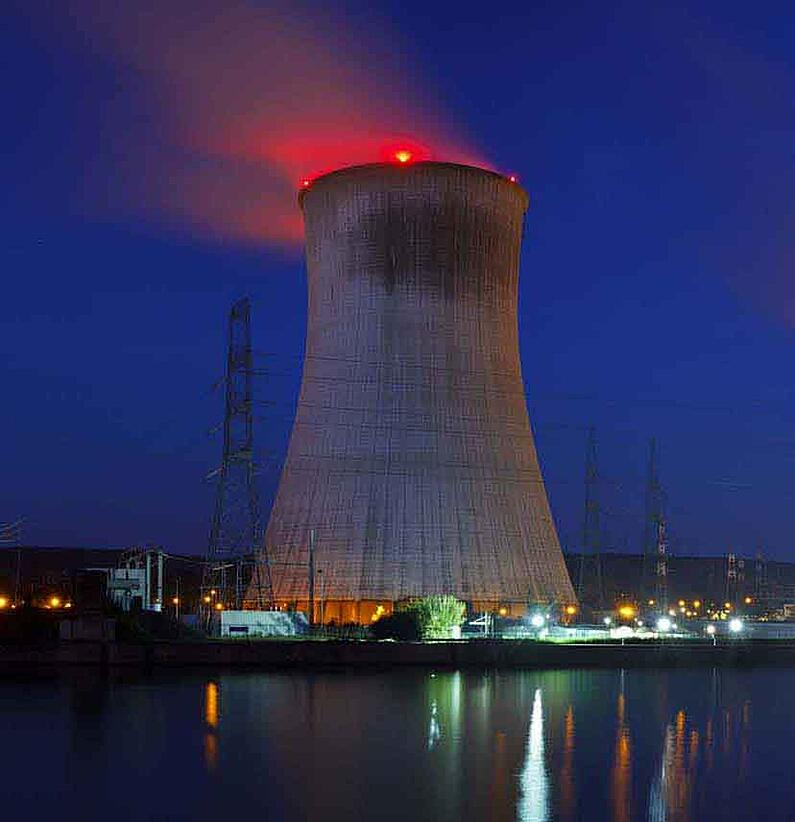 Nuclear Plant Tower Engineering & Testing Services