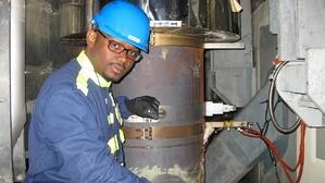 Samad_Pipe Clamp Installation 2 copy