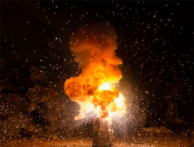 Fire Protection and Combustible Dust