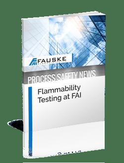 flammability testing at FAI newsletter