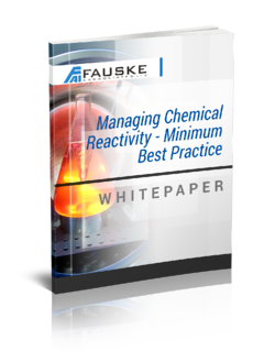 Managing Chemical Reactivity White Paper