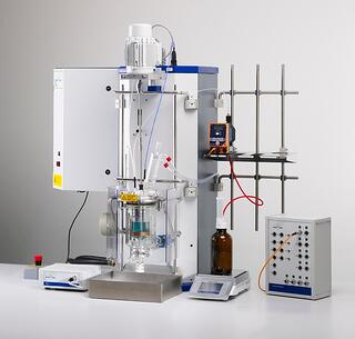The RC1 is a heat flow calorimeter.