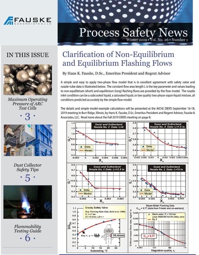 Process Safety News Winter 2019